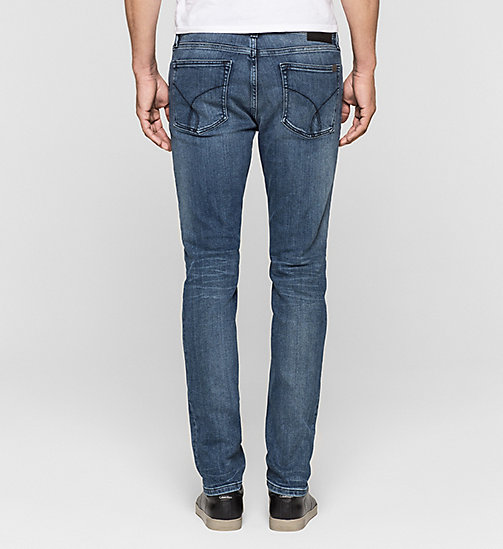CKJEANS Slim Straight Jeans - STRUCTURED LIGHT COMFORT - CK JEANS JEANS - detail image 1