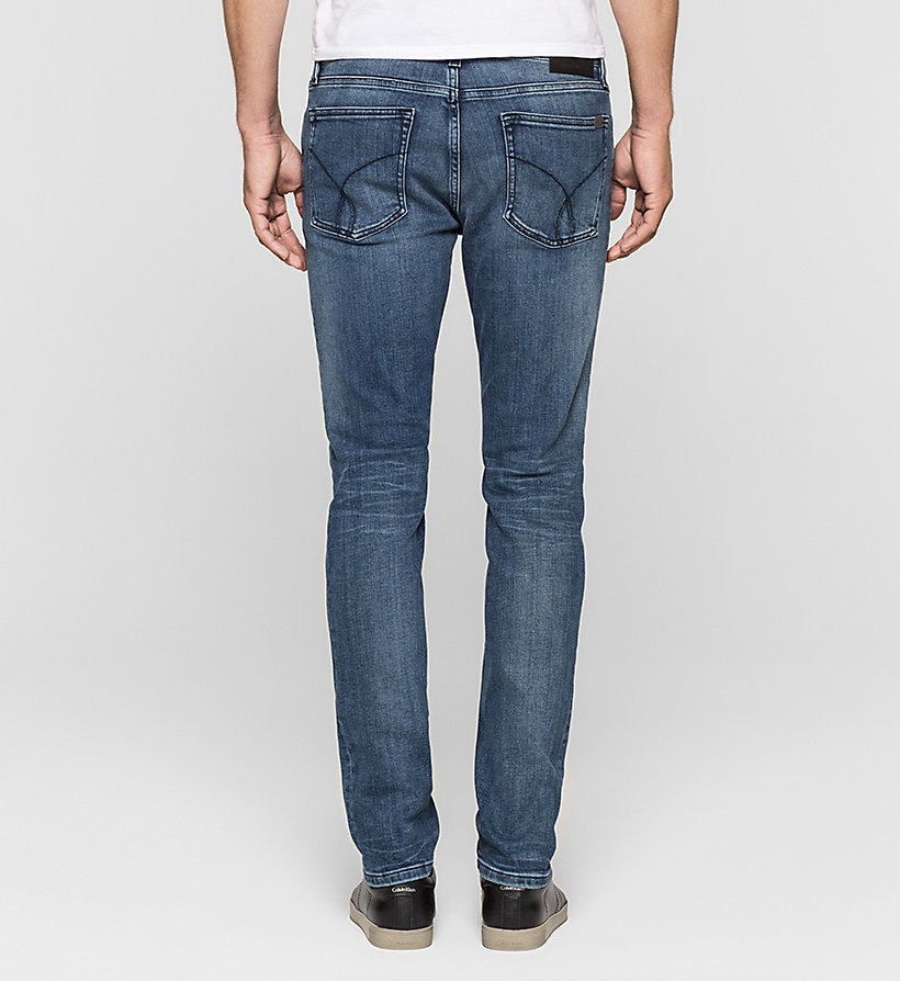 CKJEANS Slim Straight-Jeans - STRUCTURED LIGHT COMFORT - CK JEANS JEANS - main image 1