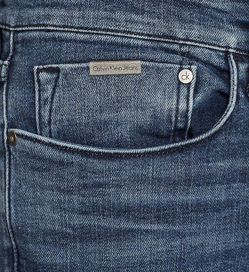 CKJEANS Slim Straight-Jeans - STRUCTURED LIGHT COMFORT - CK JEANS JEANS - main image 2