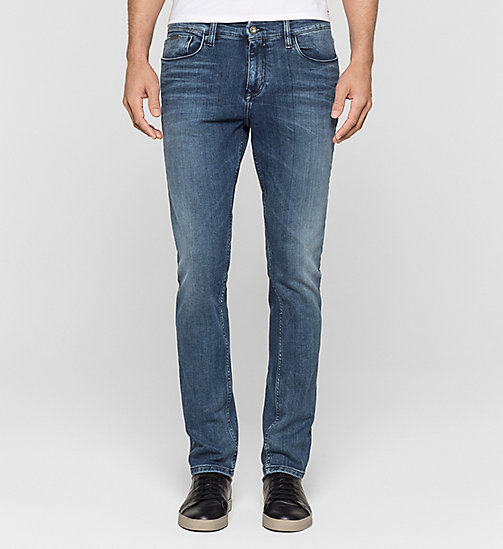 CKJEANS Slim Straight Jeans - STRUCTURED LIGHT COMFORT - CK JEANS JEANS - main image