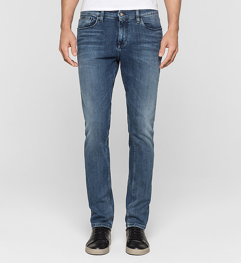 CKJEANS Slim Straight-Jeans - STRUCTURED LIGHT COMFORT - CK JEANS JEANS - main image