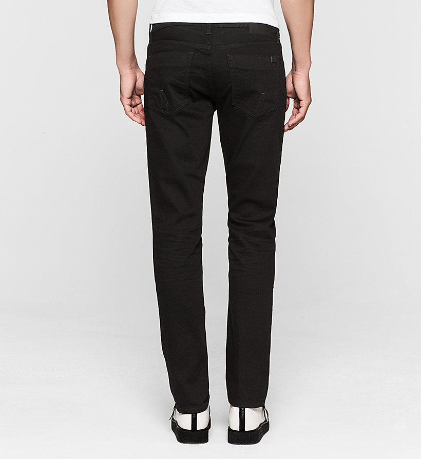 CKJEANS Slim Straight-Jeans - NEW CORE BLACK RINSE COMFORT - CK JEANS JEANS - main image 1