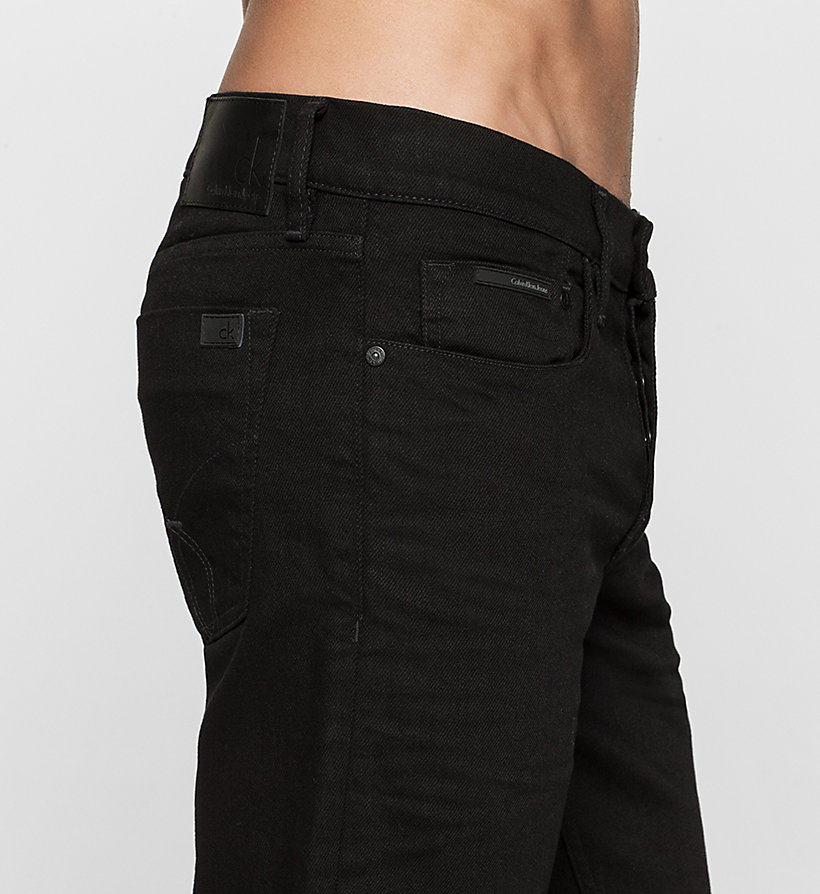 CKJEANS Slim Straight-Jeans - NEW CORE BLACK RINSE COMFORT - CK JEANS JEANS - main image 2