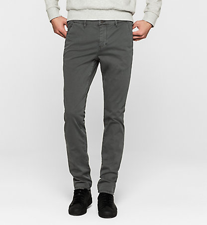 CALVIN KLEIN JEANS Chino Trousers - Hayden J3EJ303151028