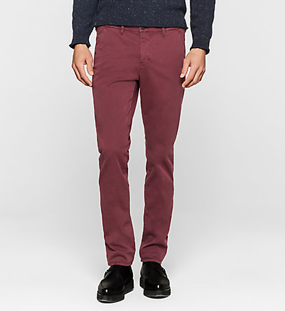 CALVIN KLEIN JEANS Chino Trousers - Hayden J3EJ303151297