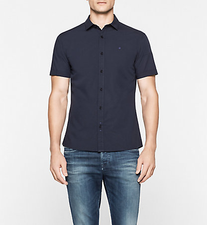 CALVIN KLEIN JEANS Slim Shirt - Wings J3EJ303467402