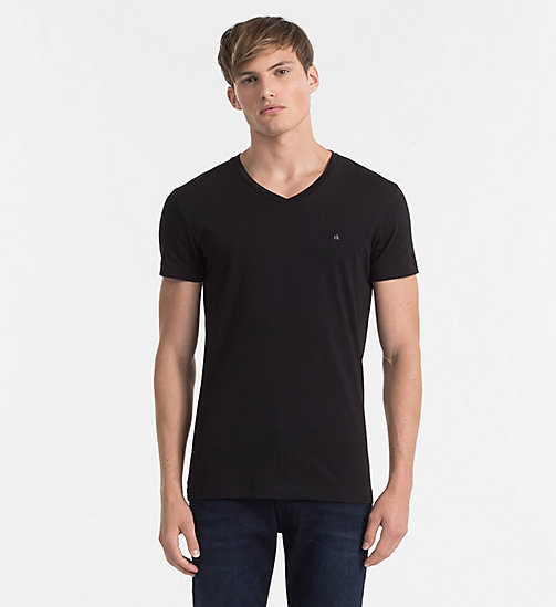 Regular T-shirt - CK BLACK - CK JEANS T-SHIRTS - main image