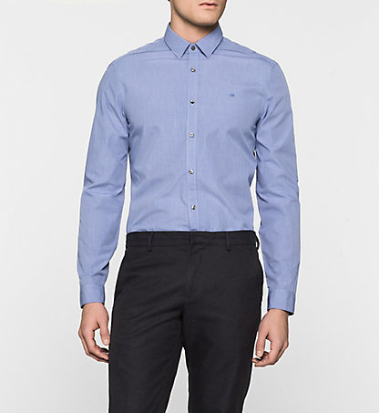 CALVIN KLEIN Fitted Shirt - Galen K10K100008438