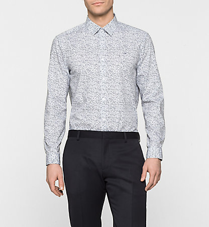 CALVIN KLEIN Fitted Shirt - Galen K10K100012478