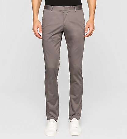 CALVIN KLEIN Slim Chino Trousers K10K100014024