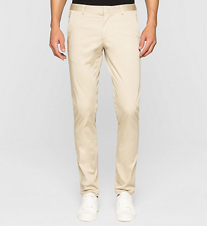 CALVIN KLEIN Slim Chino Trousers K10K100014088