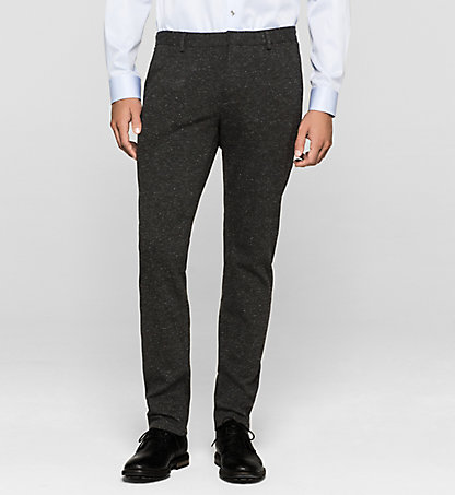 CALVIN KLEIN Slim Chino Trousers - Piper K10K100017038