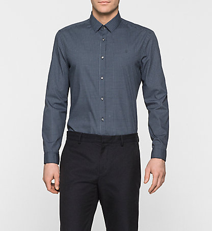 CALVIN KLEIN Fitted Shirt - Galen K10K100029478