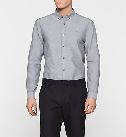 CALVIN KLEIN Fitted Shirt - Galen K10K100101657