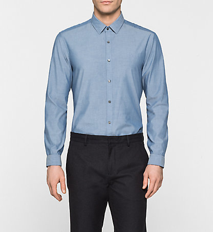 CALVIN KLEIN Fitted Shirt - Galen K10K100377634