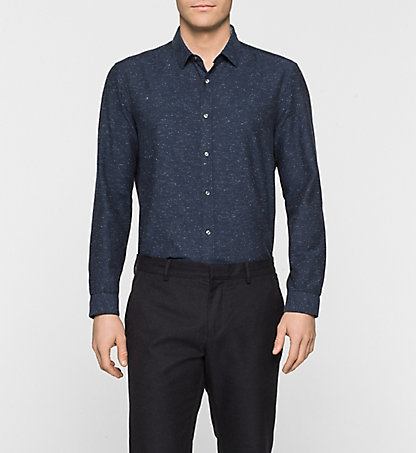 CALVIN KLEIN Fitted Shirt - Galen K10K100380478