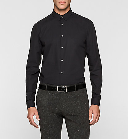 CALVIN KLEIN Slim Dress Shirt - Winwood K10K100389013