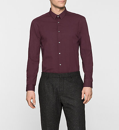 CALVIN KLEIN Slim Dress Shirt - Winwood K10K100389500