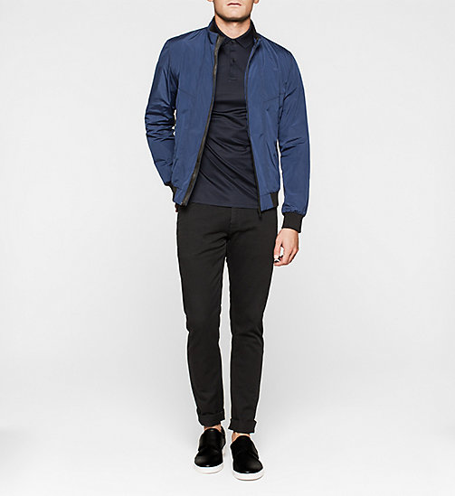 Tech-Bomberjacke - INK BLUE 19-3933 - CALVIN KLEIN  - main image 1