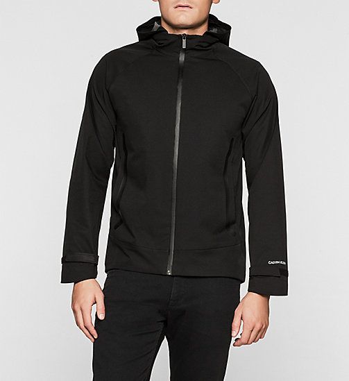 CALVINKLEIN Performance Jacket - PERFECT BLACK - CALVIN KLEIN OUTERWEAR - main image