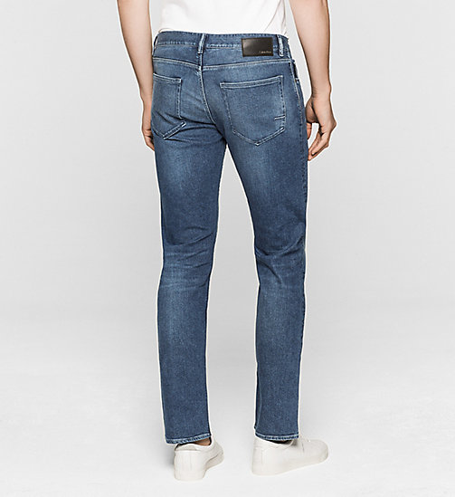 Straight-Jeans - VINTAGE BLUE - CALVIN KLEIN  - main image 1