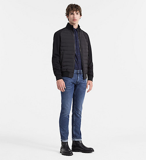 CALVINKLEIN Quilted Down Jacket - PERFECT BLACK - CALVIN KLEIN NEW ARRIVALS - detail image 1