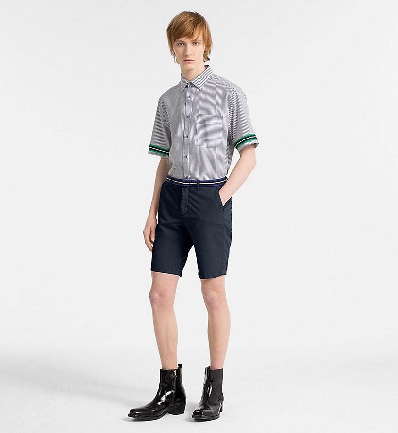Calvin Klein - Short-Sleeve Stripe Shirt - 2
