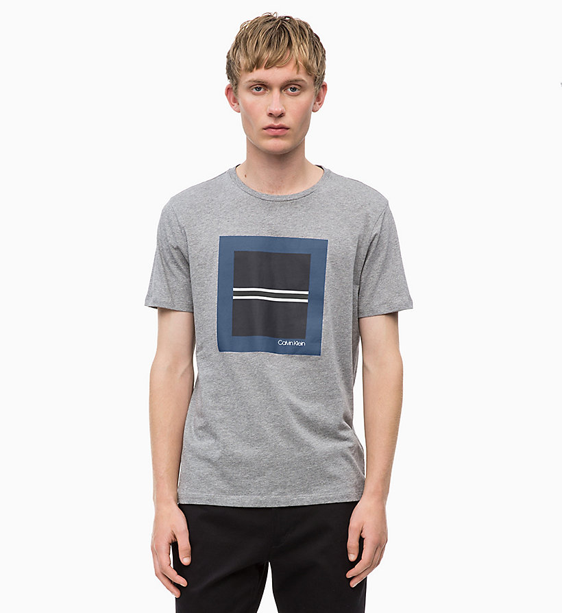 Calvin Klein - Graphic Print T-shirt - 1