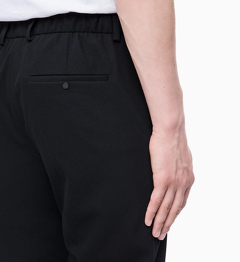 Calvin Klein - Hose aus Techno-Gabardine - 3
