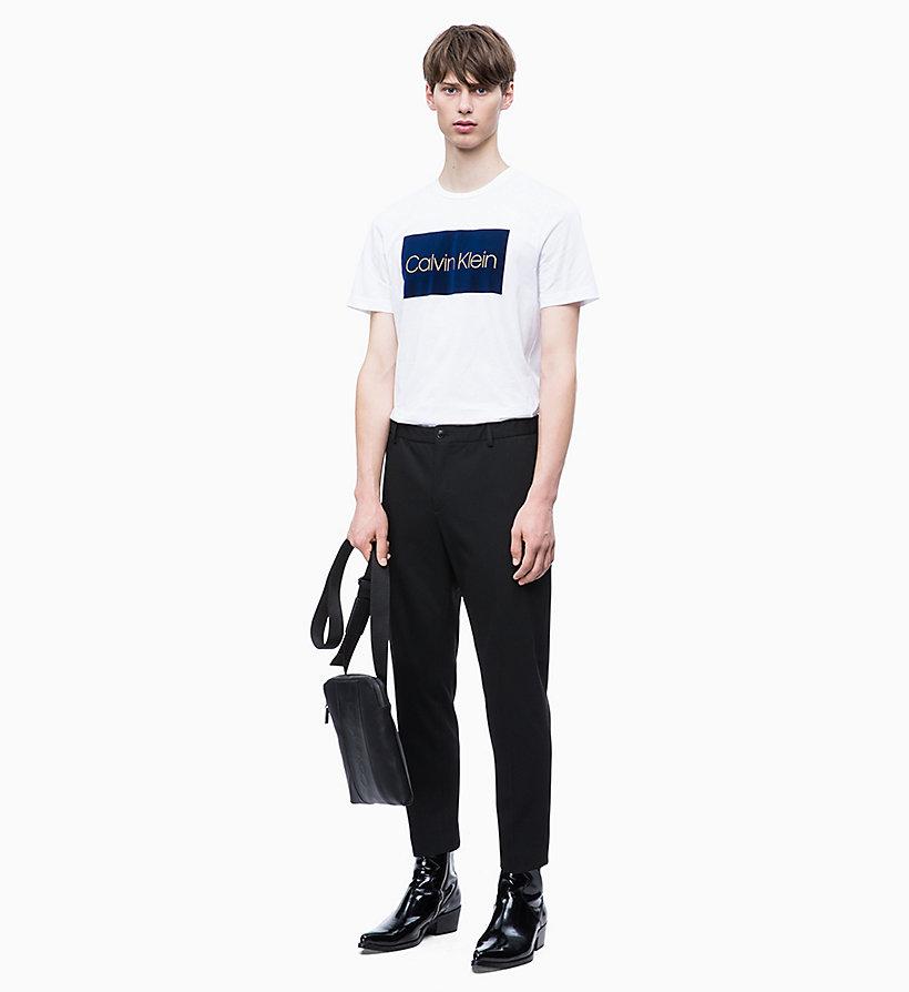 Calvin Klein - Hose aus Techno-Gabardine - 4