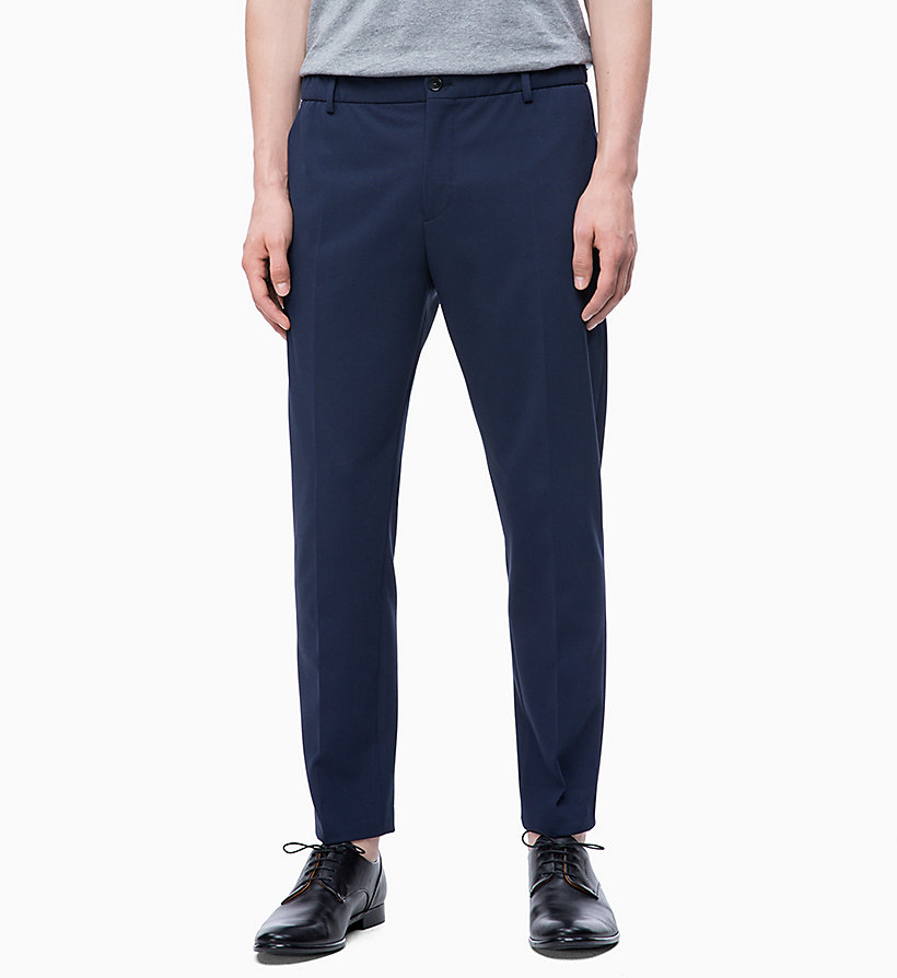 Calvin Klein - Techno Gabardine Trousers - 1