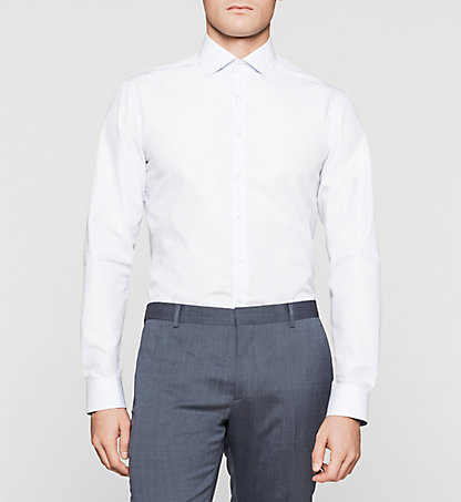 CALVIN KLEIN Fitted Dress Shirt K30K300407400