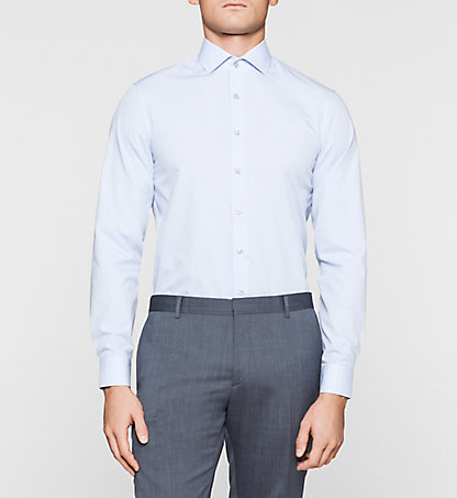 CALVIN KLEIN Fitted Dress Shirt K30K300440400