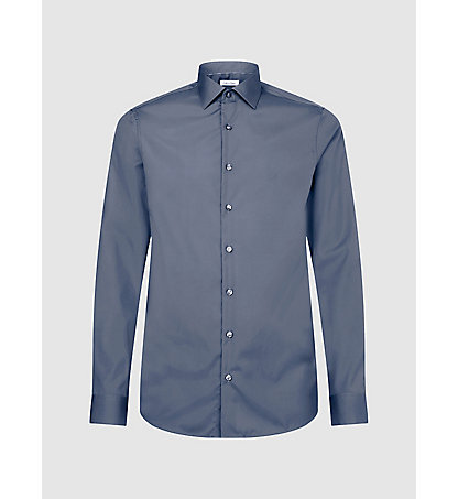 CALVIN KLEIN Fitted Shirt – Cannes K3E19C1290015