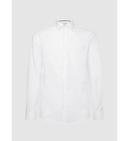 CALVIN KLEIN Fitted Shirt - Cannes K3E19C1290100