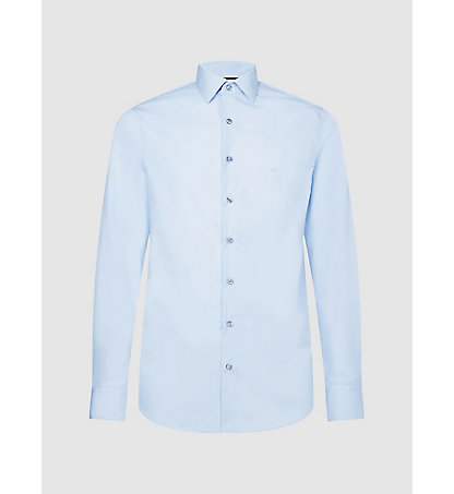 CALVIN KLEIN Fitted Shirt - Cannes K3E19C1290459