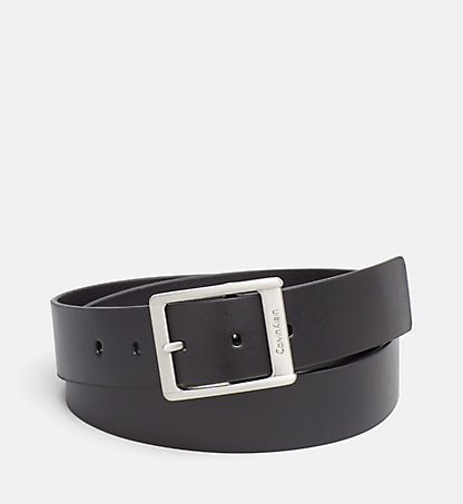 CALVIN KLEIN JEANS Leather Belt K50K500520001