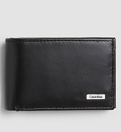 CALVIN KLEIN JEANS Leather Wallet – Rail K50K500694001