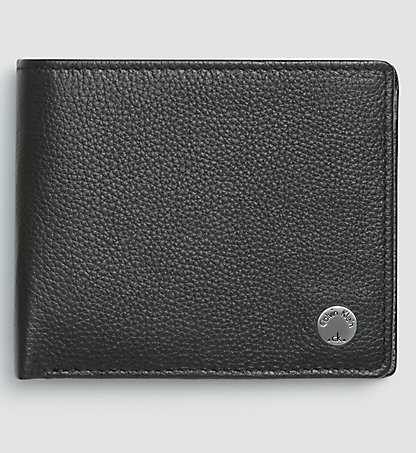 CALVIN KLEIN JEANS Leather Wallet – Seal K50K500716001
