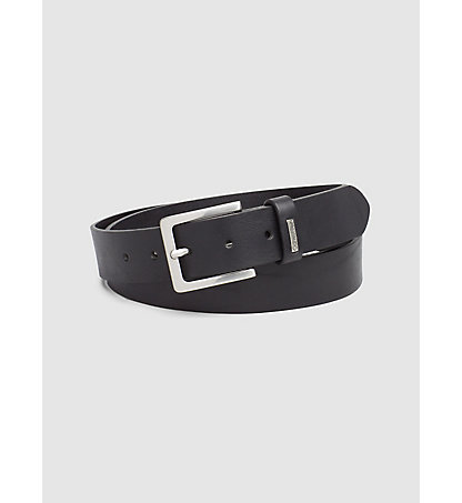CALVIN KLEIN JEANS Leather Belt - Mino K50K500744001