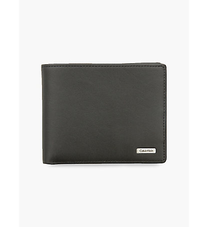 CALVIN KLEIN JEANS Leather Wallet - Rail K50K500755001
