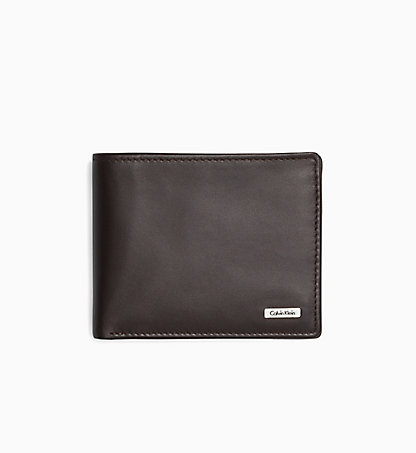 CALVIN KLEIN JEANS Leather Wallet - Rail K50K500755201