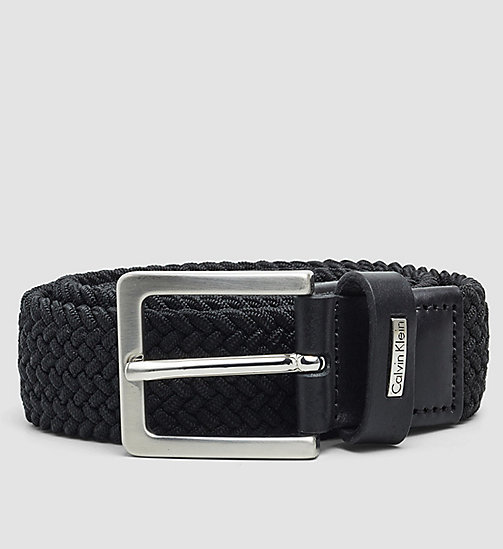 Belt - BLACK - CALVIN KLEIN  - main image