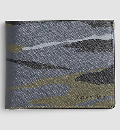 CALVIN KLEIN Leather Wallet - Tyler K50K501489910