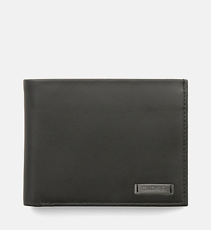 CALVIN KLEIN Leather Wallet - Andrew K50K502005001