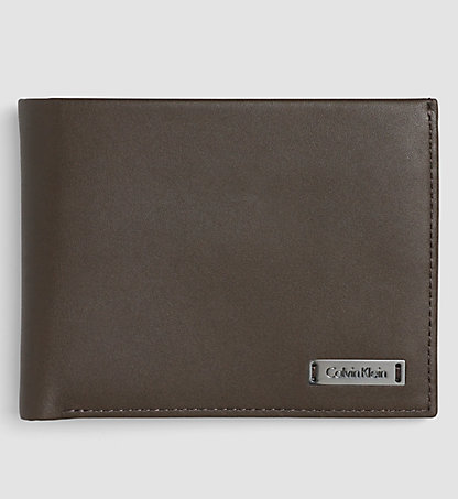 CALVIN KLEIN Leather Wallet - Andrew K50K502005201