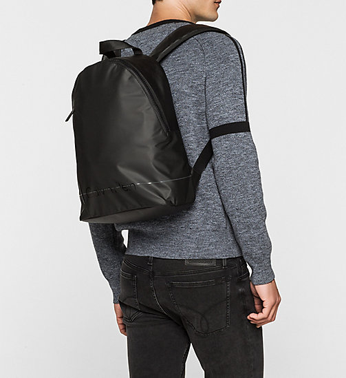 CALVINKLEIN Backpack - BLACK - CALVIN KLEIN BACKPACKS - detail image 1