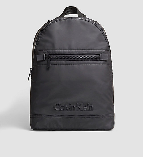 CALVINKLEIN Backpack - BLACK - CALVIN KLEIN BACKPACKS - main image