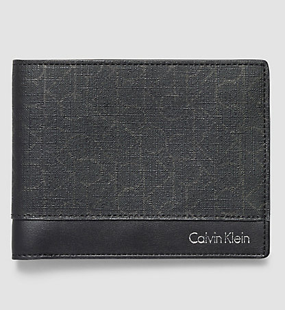CALVIN KLEIN Billfold Wallet - Power CK K50K502105001