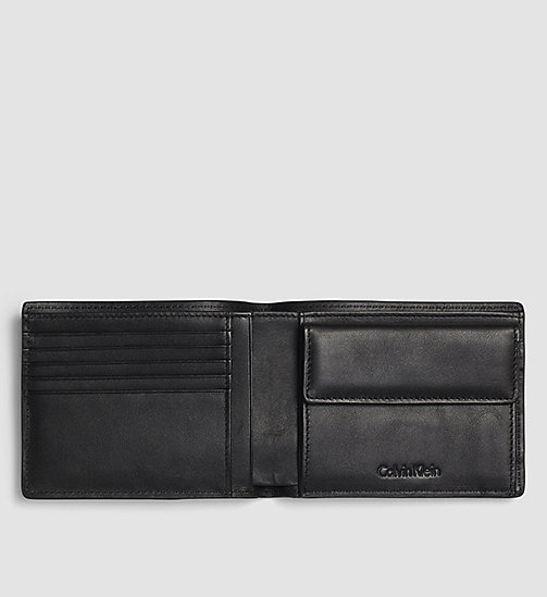 Wallet - BLACK - CALVIN KLEIN SHOES & ACCESSORIES - detail image 1